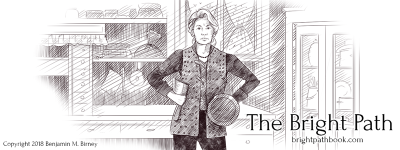 Episode 6: How a Librarian Dresses for War
